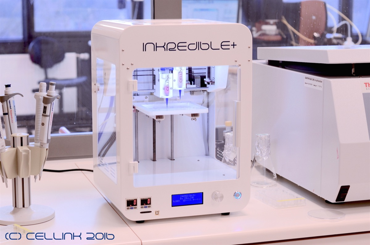 CELLINK-Bioprinter-3d printing