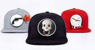 Modla Brings New Dimension to Snapback Artwork with 3D Printed Range