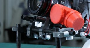Open Camera Project Helps You 3D Print Your Own Affordable DSLR and GoPro Rigs