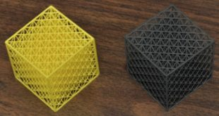 Photopolymer-Graphene Oxide Composite 3D Printed by Stereolithography Shows Promise