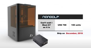 Owl Works Introduces a New, Smaller, Version of its Morpheus 3D Printer