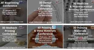 3D Printing Conference, 3 Days of 3D Printing, 6 Conferences & a 2 Day Medical Exhibition
