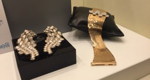 Resin and Metal 3D Printed Jewelry Shines at Vicenza Oro Jewelry Fair