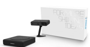Printlab to Distribute Shining3D's Einscan 3D Scanner in 20 Countries