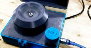 Thailand Based F.Lab Releases Files for DIYBio 3D Printable Centrifuge for DNA Extraction