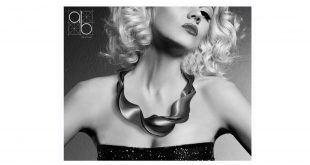 Alice Barki Wins 3DPink World Contest with Wearable Necklace