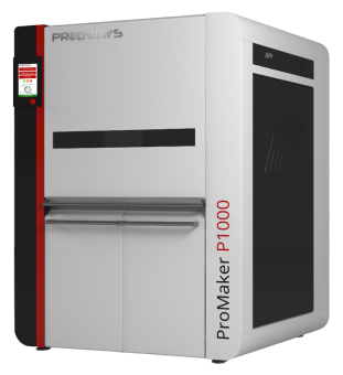 The new ProMaker P1000