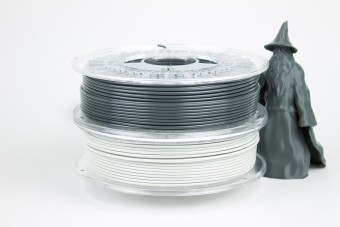 Co-polyesters (HT, ngen, XT) are still the top selling materials at colorFabb