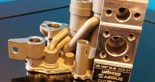First 3D Printed Hydraulic Manifold Successfully Flies on Airbus A380 Aircraft