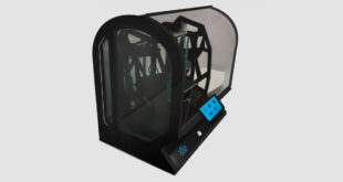 AONIQ Launches 888 PVC 3D Printer Priced at $10K