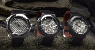 Montfort Uses Digital Metal's Binder Jetting Technology to Make the Perfect Watch