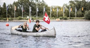 SkelETHon 3D Printed Concrete Canoe Wins First Prize at German Regatta