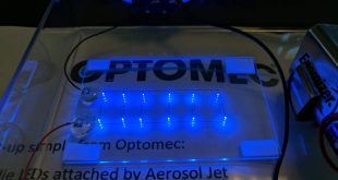 Optomec's ALSS Development Earns NASA SBIR Contract