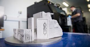 GKN and SAAB Ramp Up Production of In-Flight 3D Printed Components