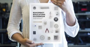MakerBot Educators Guidebook and Cloud Platform to Provide Tools for Teachers