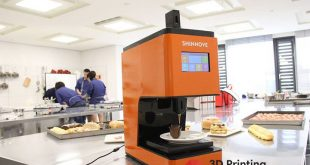 Shiyin Tech Launches Sweetin, a User Friendly 5-Material Food 3D Printer