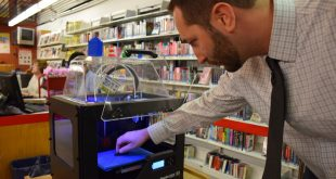 There Are 800 3D Printers in Libraries Worldwide (and There Could Be a Lot More)