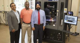 FAMU Awarded $4.9M CREST Grant for Research on AM Materials