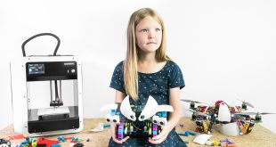 Startup Skriware Inspires the Youth to Think Big with 3D Printing