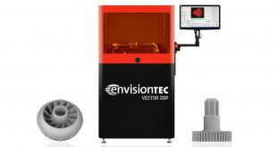 Realize Inc. Acquires EnvisionTEC's Vector 3SP System to Offer Services
