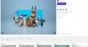 Microsoft Releases Part & Remixes Update to Its Remix 3D Modeling App