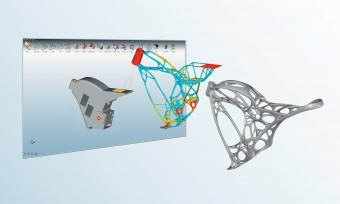 Simulation driven design process with Altair's OptiStruct