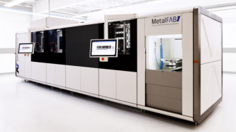 APWorks is one of the first companies to acquire a MetalFAB1 3D printer from Additive Industries