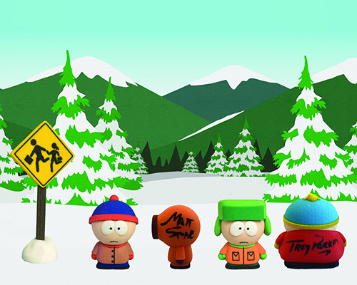 South Park – 3D Printed – Source 34
