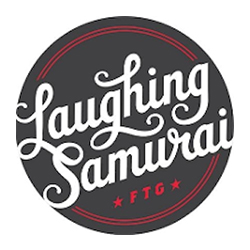 Laughing Samurai logo
