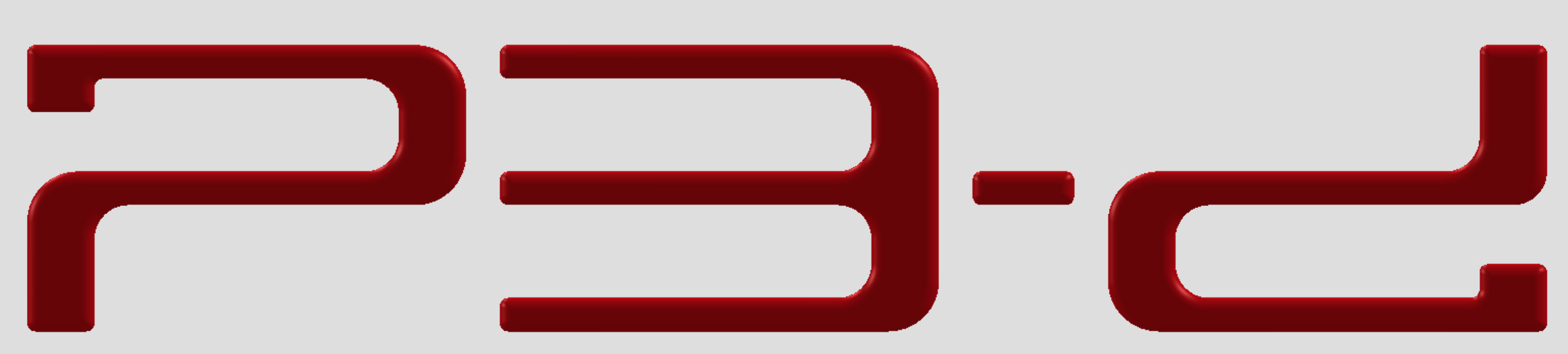 performance 3-d logo
