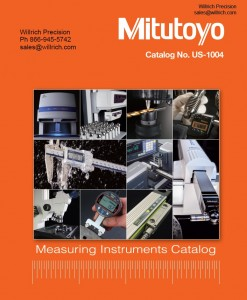 Gauges, Micrometers and Calipers – Willrich Precision Instrument Company