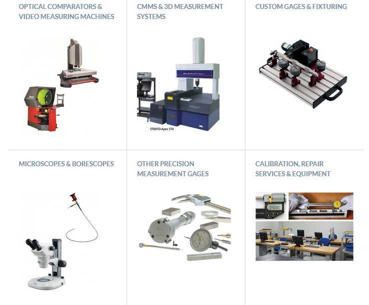 Precision Instruments – Willrich Precision Instrument Company