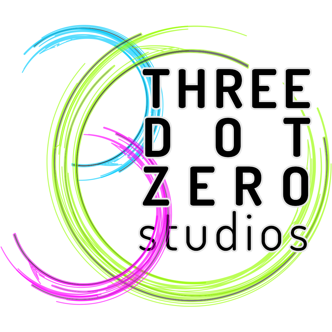 threedotzero final version logo