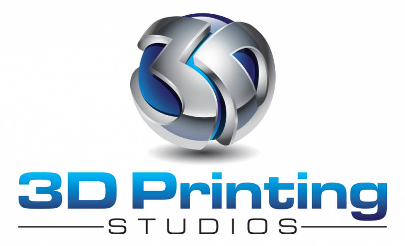 3D Printing Studios words on Bottom.psd