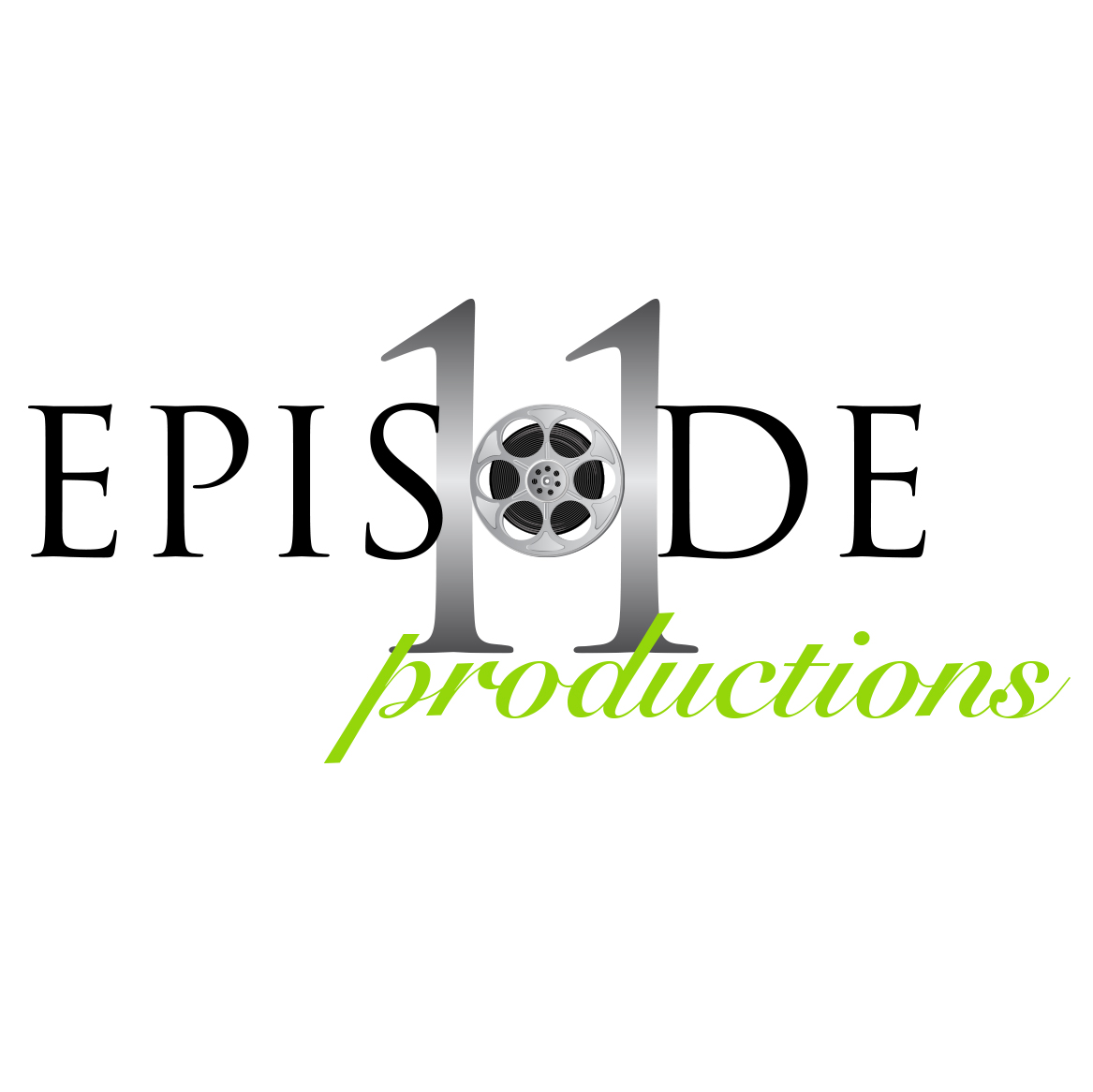 Video Production company logo: Episode 11 Productions