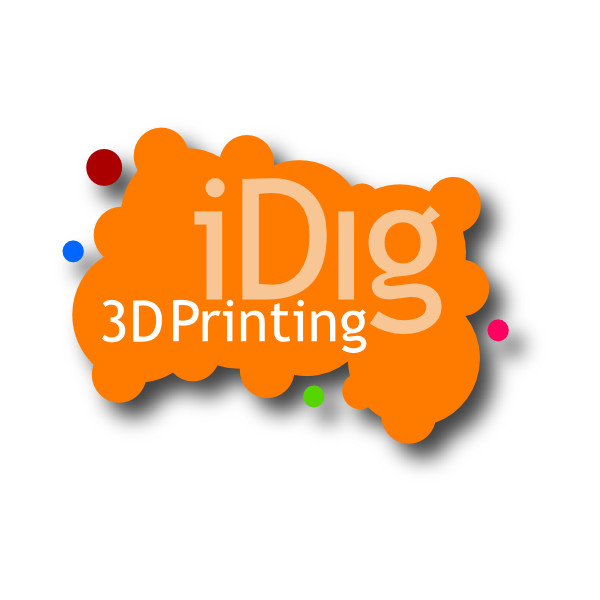 iDig3Dprinting – the home of 3D printing in the UK