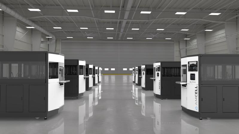 automated additive manufacturing